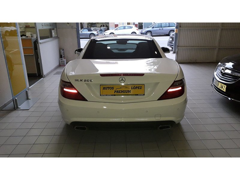 Mercedes-Benz SLK 200 SLK 200 CarbonLOOK Edition