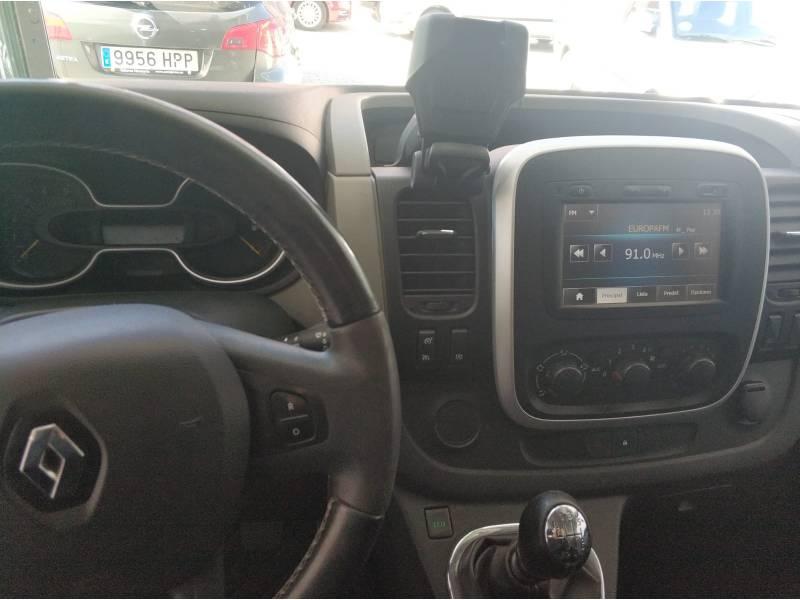 Renault Trafic CB9 L1H1 140CV Combi Mixto