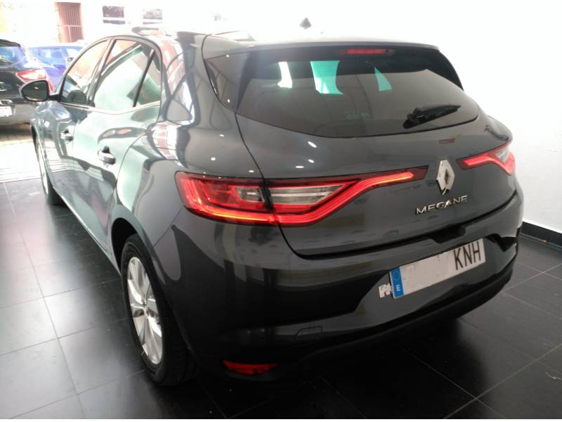 Renault Mégane Energy TCe 97kW (130CV) Limited