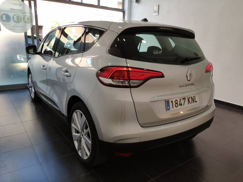 Renault Scénic Energy dCi 110 Euro 6 LIMITED