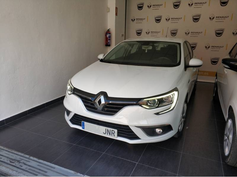 Renault Mégane Energy TCe 100 Intens
