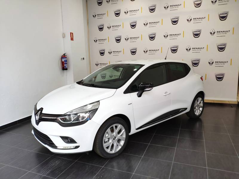 Renault Clio Energy TCe 66kW (90CV) GLP -18 Limited