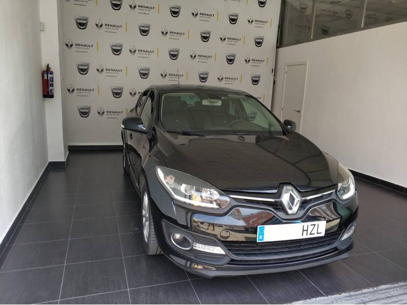Renault Mégane Energy TCe 115 S&S eco2 Limited