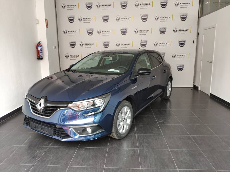 Renault Mégane TCe GPF 85 kW (115CV) Limited