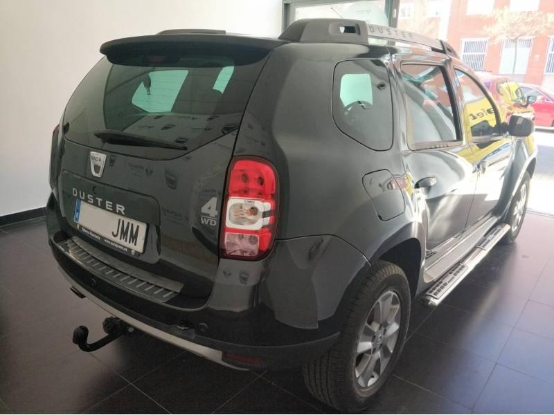 Dacia Duster TCE 125 (4x4) Laureate