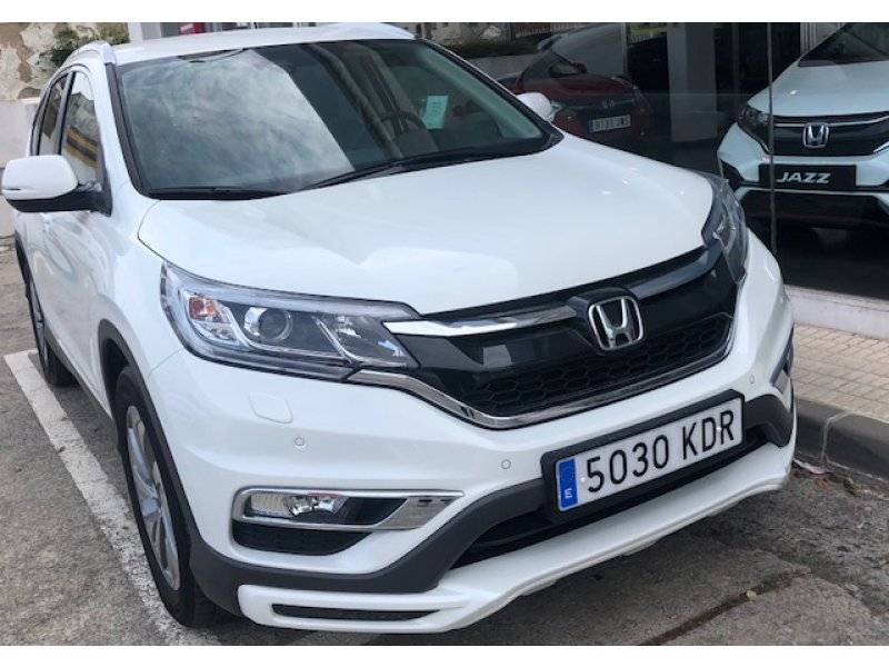 Honda Coches CR-V 1.6 i-dtec Lifestyle Plus