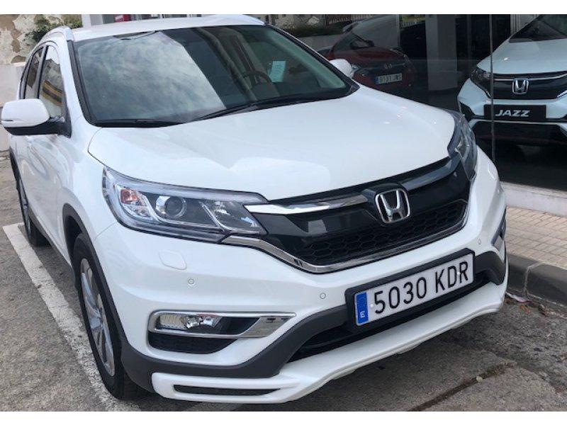 Honda Coches CR-V 1.6 i-dtec Lifestyle Plus