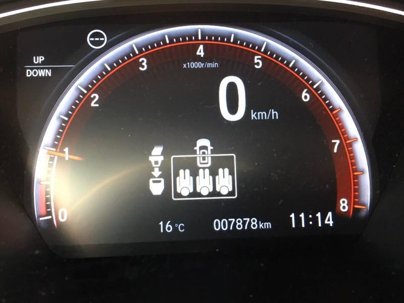 Honda Civic 1.5 i-VTEC  TURBO 182 CV SPORT PLUS