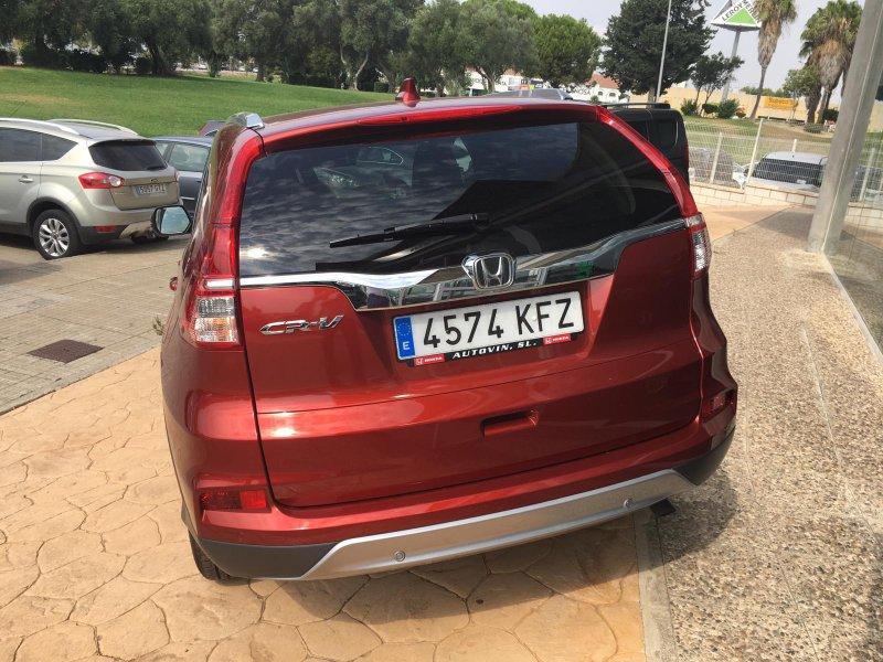 Honda Coches CR-V 2.0 VTEC 155 CV Elegance Plus