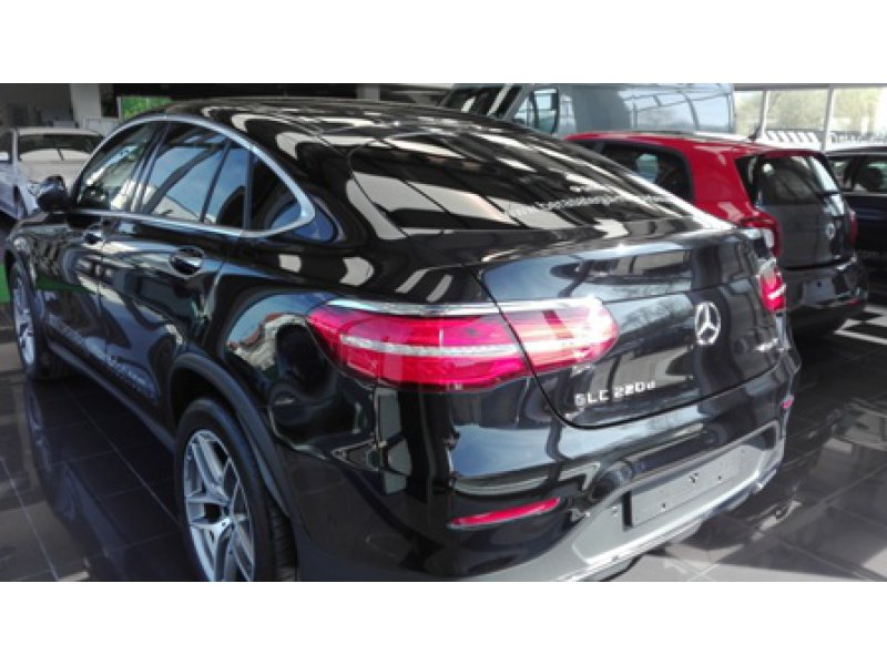 Mercedes-Benz GLC Coupé GLC 220 d 4MATIC AMG Line