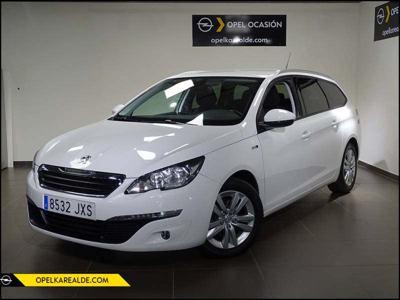 Peugeot 308 SW   1.6 BlueHDi 120 Style