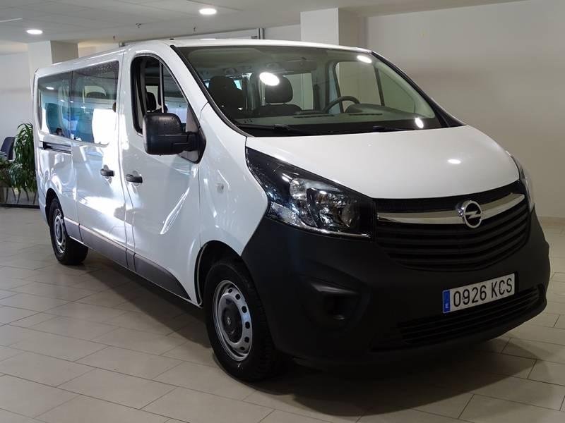 Opel Vivaro 1.6 CDTI BI TURBO 125CV Selective