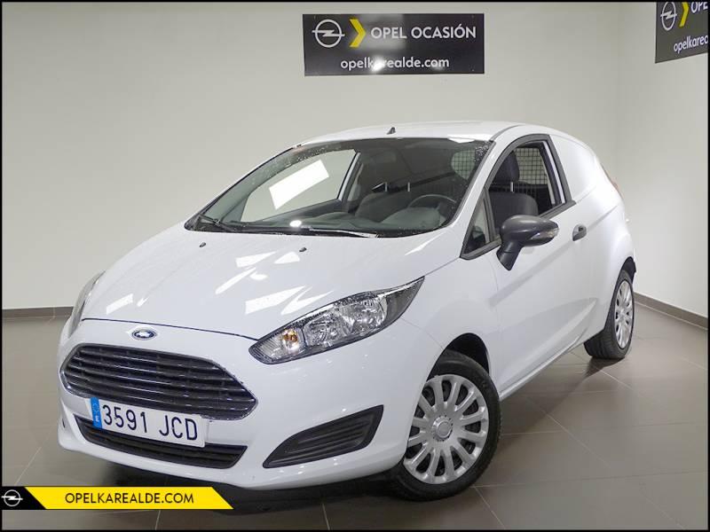Ford Fiesta Van 1.5 TDCi -