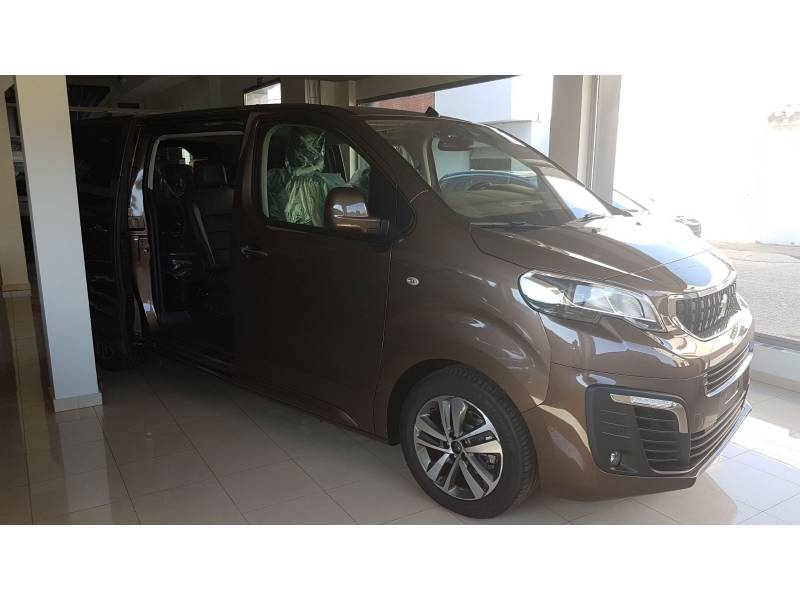 Peugeot Traveller 2.0 BlueHDi 180 EAT6 Standard Allure