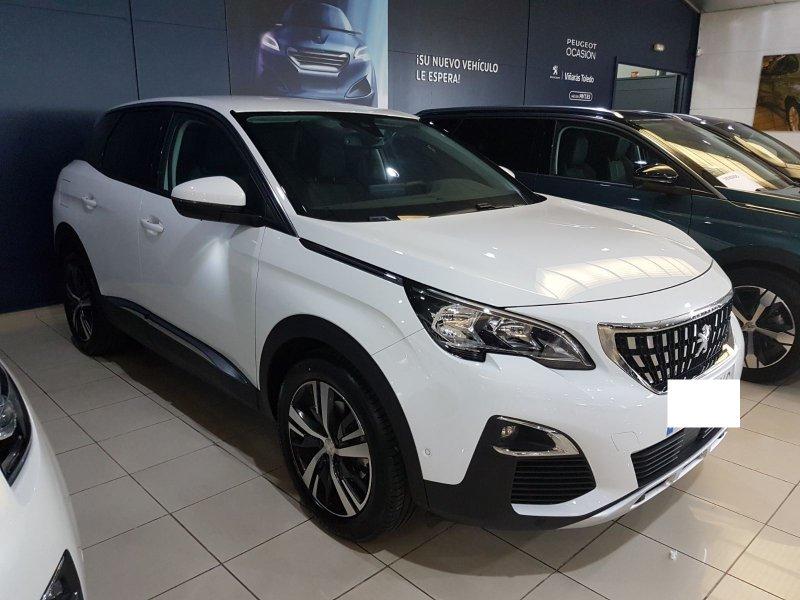 Peugeot 3008 ALLURE 1.6L THP 121kW (165CV) EAT6