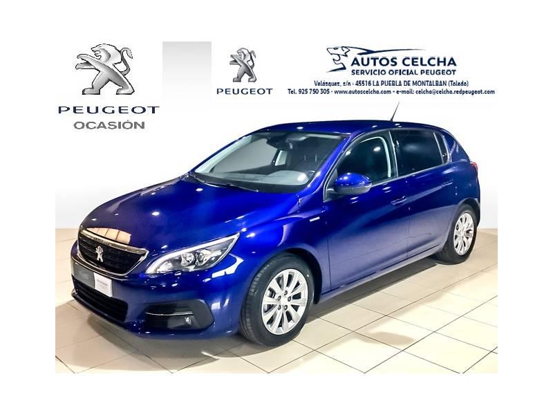 Peugeot 308 5p   1.5 BlueHDi 96KW (130CV) EAT8 Style