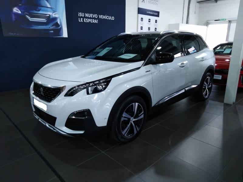 Peugeot 3008 BlueHDi 132kW (180CV) S&S EAT8 GT Line