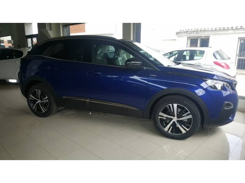 Peugeot 3008 BlueHDi 96kW (130CV) S&S EAT8 GT Line