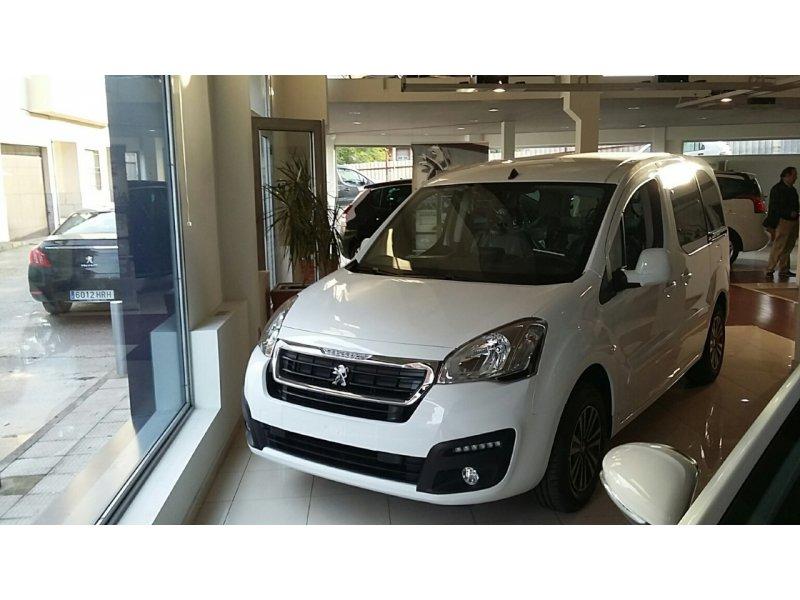Peugeot Partner TEPEE Active BlueHDi 88KW (120CV)