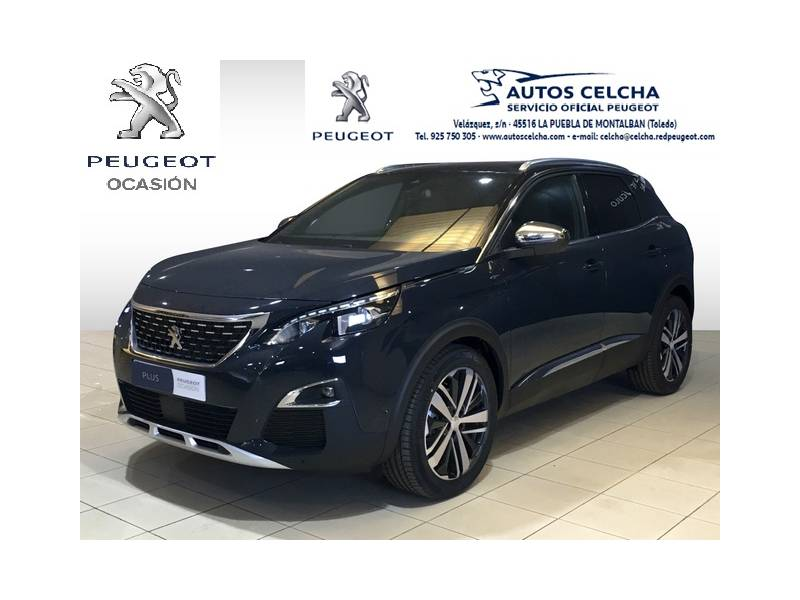 Peugeot 3008 2.0BLUEHDI 133KW (180CV)   AUTO S&S GT