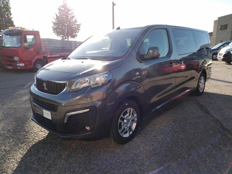 Peugeot Traveller 2.0 BlueHDi 130KW EAT8 Long Allure