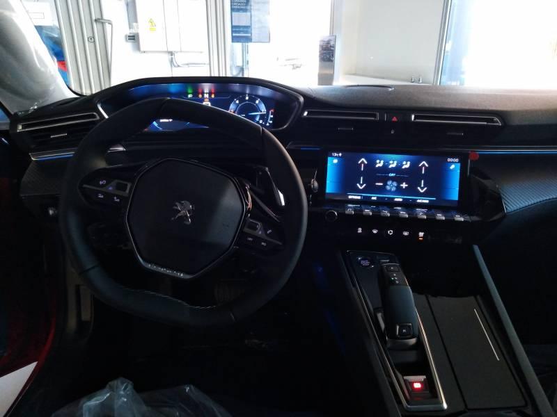 Peugeot 508 BlueHDi 96kW (130) S&S EAT8 Allure