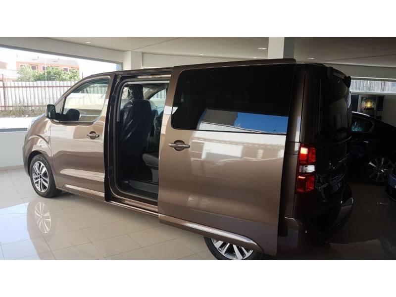 Peugeot Traveller 2.0 BlueHDi 180 EAT6 Standard Allure