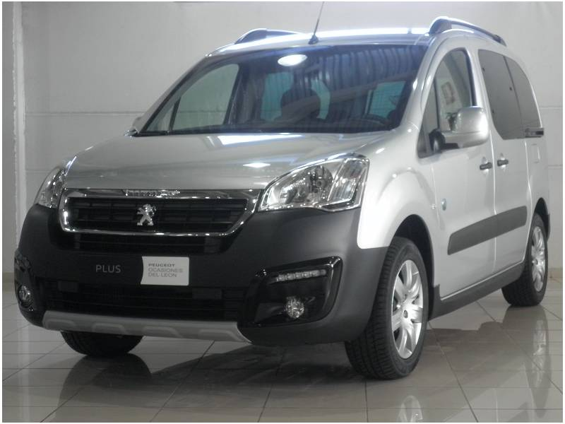 Peugeot Partner TEPEE Outdoor   BlueHDi 88KW (120CV)