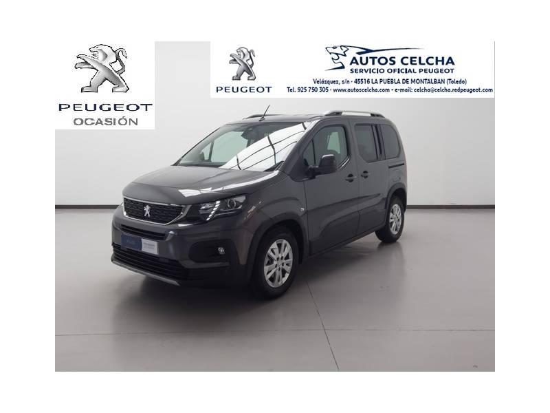 Peugeot Rifter Standard PureTech 81kW Allure