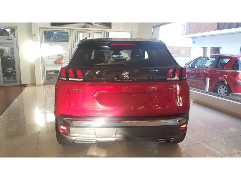 Peugeot 3008 GT 2.0BLUEHDI 133KW (180CV) AUTO S&S