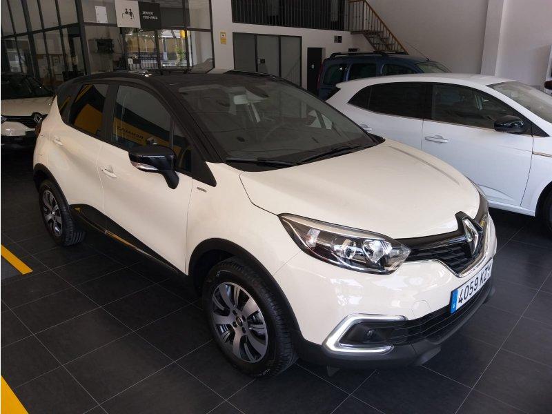 Renault Captur TCe 66kW (90CV) Limited