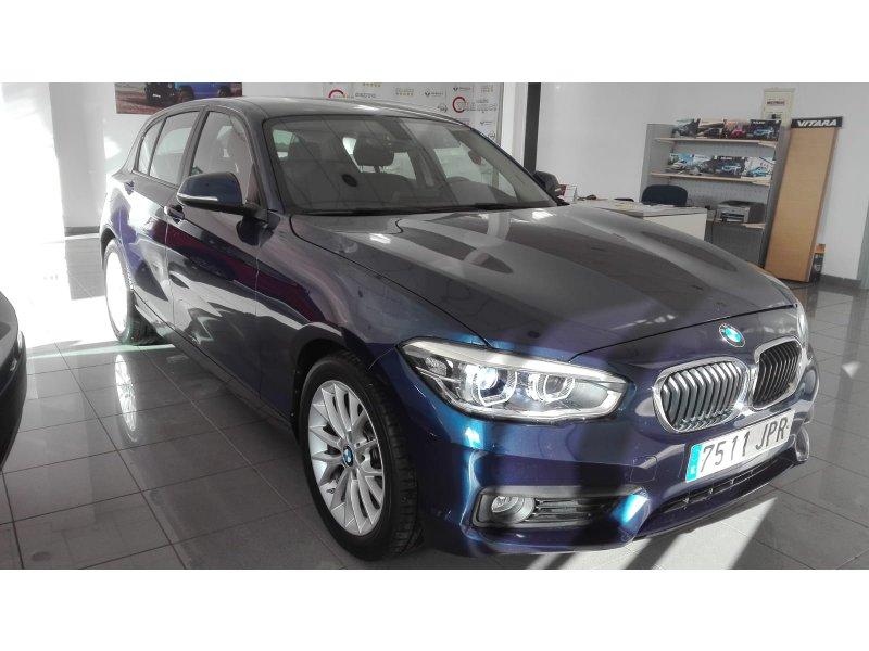 BMW Serie 1 118d 150CV -