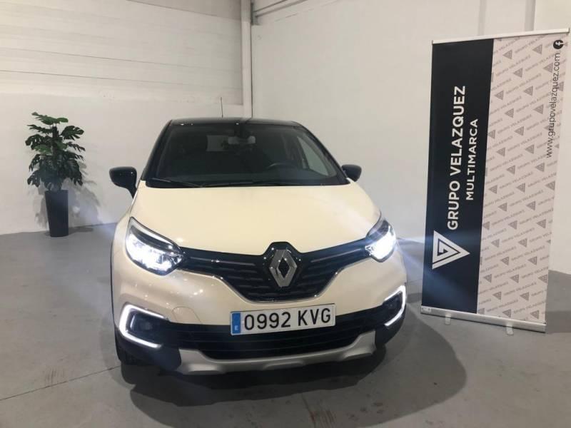 Renault Captur TCE 90CV Zen