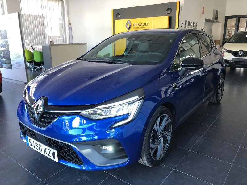 Renault Clio RS LINE TCE 100CV RS