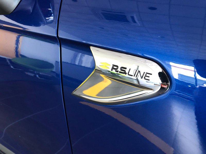 Renault Nuevo Clio RS LINE TCE 100CV RS LINE