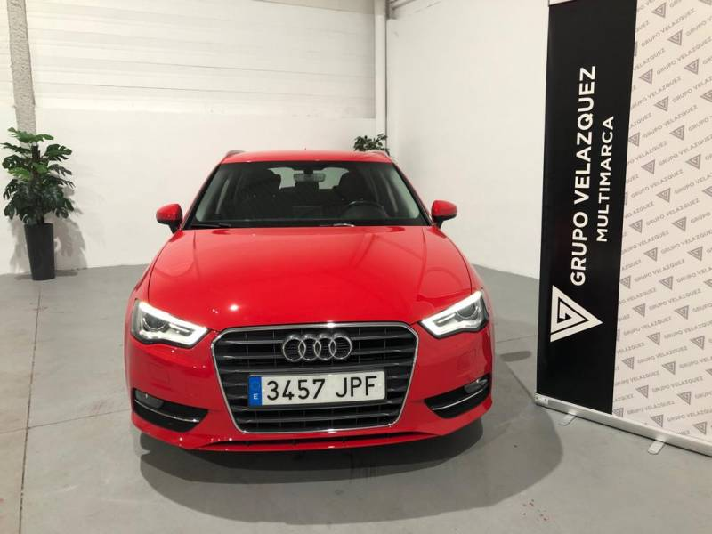 Audi A3 Sportback 1.4 TFSI Attracted