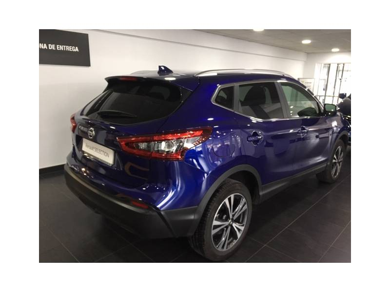 Nissan Qashqai 1.5 dCi ACENTA+PACK N-STYLE