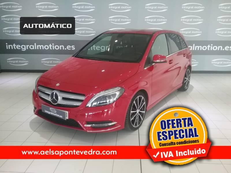 Mercedes-Benz Clase B 1.5 CDTI  109CV