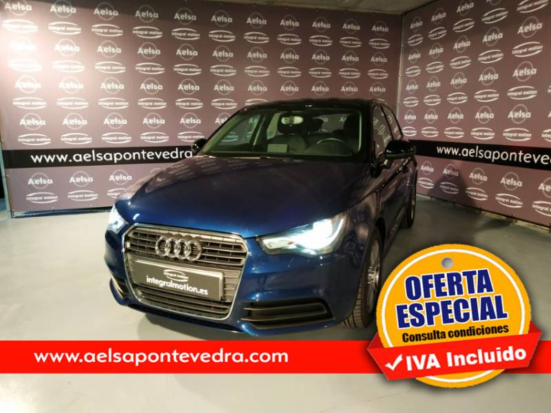 Audi A1 SPORT BACK 1..6 90CV Selective
