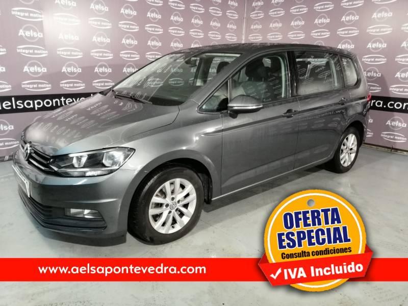 Volkswagen Touran 1.6 136CV AUTOMATICO