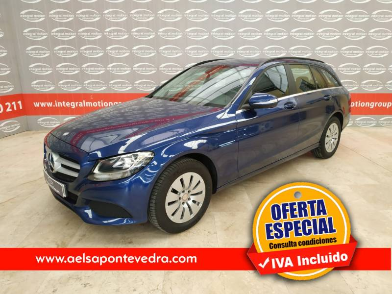 Mercedes-Benz Clase C 2.1 170CV Mercedes-Benz Clase C 220 BlueTEC Estate