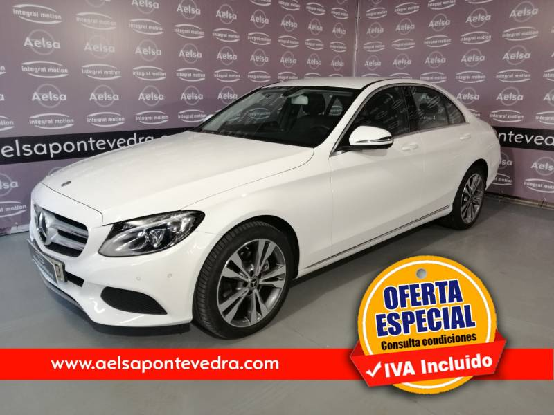 Mercedes-Benz Clase C C 220 d 4MATIC Exclusive