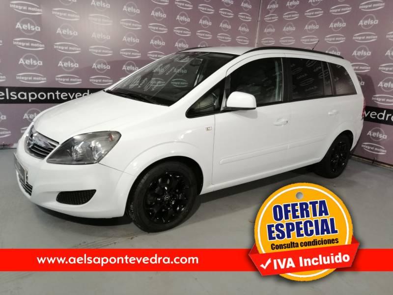 Opel Zafira 1.7 125CV