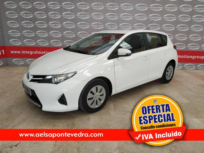 Toyota Auris 1.4 90CV 5 PUERTAS
