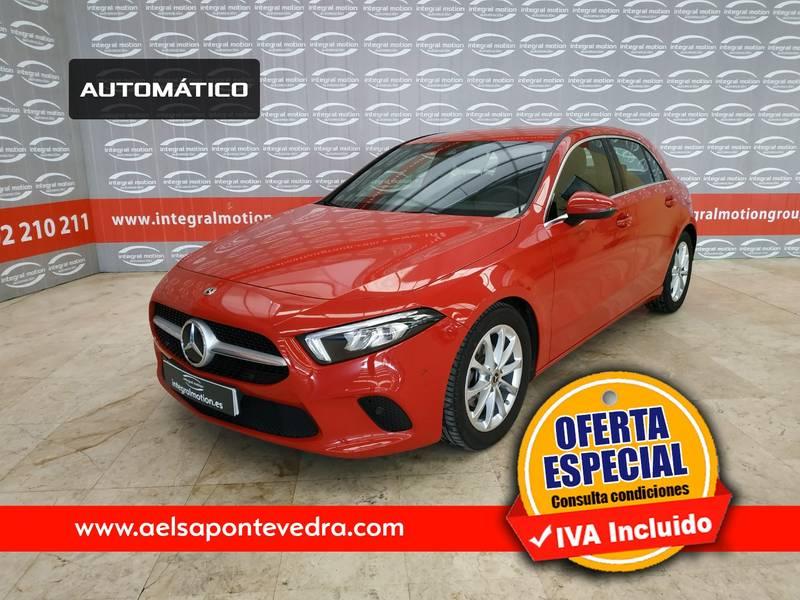 Mercedes-Benz Clase A 1.5 116cv Mercedes-Benz Clase A 180 d. Automático