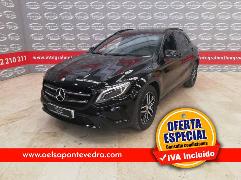 Mercedes-Benz Clase GLA 2.2 136CV