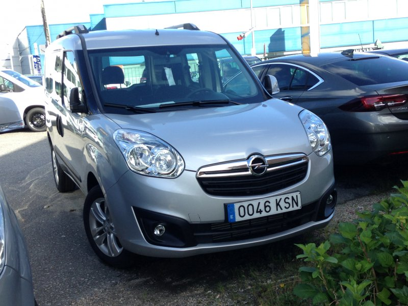 Opel Combo Tour Expressio 1.6CDTI 77kW (105CV) L1H1 Tour Expression