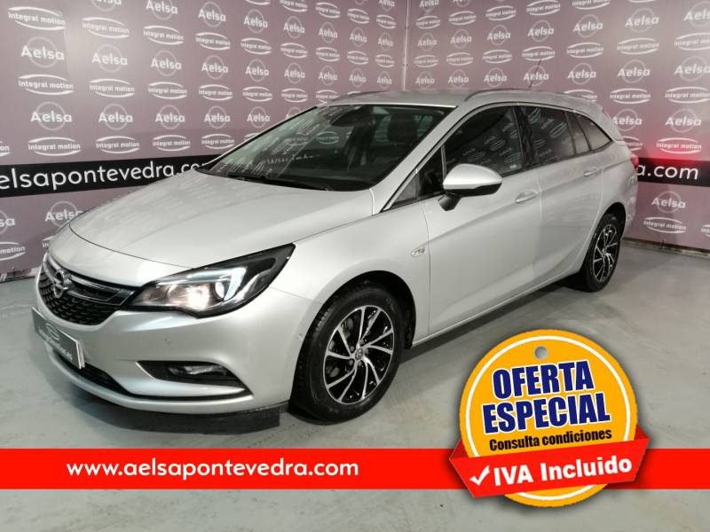 Opel Astra Sports Tourer 1.6 CDTI 110 EXCELLENCE