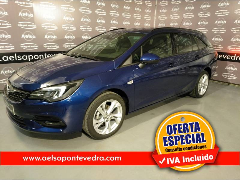 Opel Astra Sports Tourer 1.2 TURBO 110CV GS-LINE