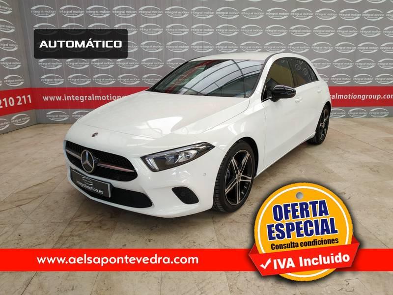 Mercedes-Benz Clase A 1.5 116CV AUTOMATICO  A180D